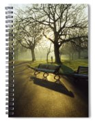 Dublin - Parks, St. Stephens Green Spiral Notebook