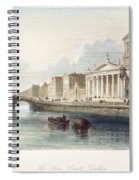 Dublin, 1842 Spiral Notebook