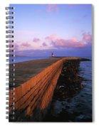 Dublin Bay, Co Dublin, Ireland East Spiral Notebook
