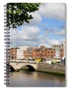 Dublin Cityscape Spiral Notebook