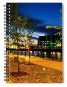 Dublin, Co Dublin, Ireland Custom House Spiral Notebook