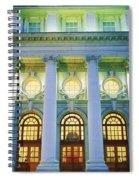 Dublin, Co Dublin, Ireland Government Spiral Notebook