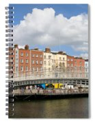 Dublin Scenery Spiral Notebook