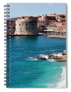 Dubrovnik Old City Spiral Notebook