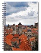 Dubrovnik View 7 Spiral Notebook