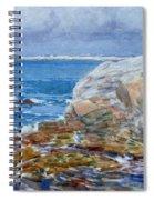 Duck Island Spiral Notebook