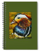 Duck Waddle Quack Spiral Notebook