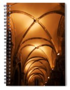 Duke's Palace Arched Ceiling Spiral Notebook