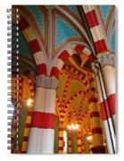 Dulce Iglesia Spiral Notebook