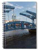 Duluth Draw Bridge 1 C Spiral Notebook