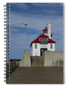 Duluth S Pierhead 24 Spiral Notebook