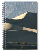 Dune Walkers Spiral Notebook