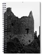 Dunluce Castle Spiral Notebook