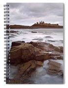 Dunstanburgh Castle II Spiral Notebook