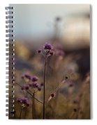 Dusk Edges Spiral Notebook