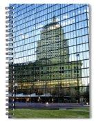 Dusk Reflections Spiral Notebook