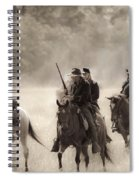 Dusty Trail Spiral Notebook