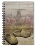 Dutch Heritage Spiral Notebook