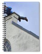 Dutch Humor Spiral Notebook