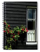 Dutch Window Spiral Notebook