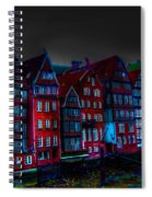Dyke Road  -  Hamburg Spiral Notebook