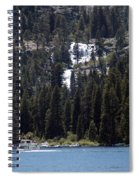 Eagle Falls Spiral Notebook