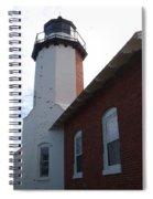 Eagle Harbor Spiral Notebook