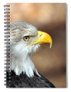 Eagle Right Spiral Notebook