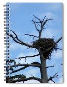Eagles Nest Spiral Notebook