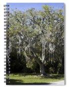 Ear Tree Spiral Notebook