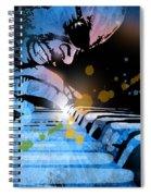 Earl R Johnson Spiral Notebook