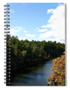 Early Autumn Colors Spiral Notebook