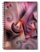 Early Influences Spiral Notebook