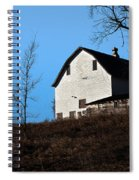 Early Morning Barn Spiral Notebook