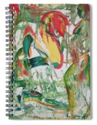 Earth Crisis Spiral Notebook