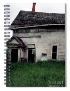 Earth Reclaims Spiral Notebook