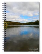 Earth Sky Water Spiral Notebook