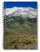 East Humboldt Range Spiral Notebook