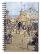 Eastbourne Spiral Notebook
