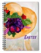 Easter Memories Spiral Notebook