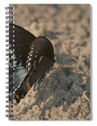 Eastern Tiger Swallowtail 8526 3205 Spiral Notebook