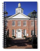 Easton Maryland Courthouse Spiral Notebook