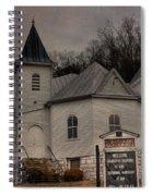 Ebenezer Arp Church Spiral Notebook