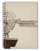 Eclipse Windmill 3578 Spiral Notebook