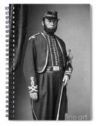 Edgar A. Kimball (1822-1863) Spiral Notebook