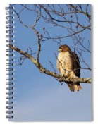 Edge Of The Field Spiral Notebook