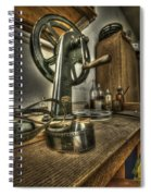 Editing Room 1 Spiral Notebook