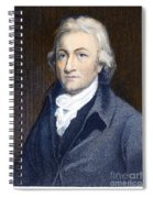 Edmund Cartwright Spiral Notebook