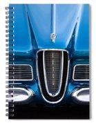 Edsel Spiral Notebook