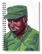 Eduardo Mondlane Spiral Notebook